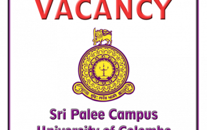 Vacancies for the Post of Temporary Assistant Lecturer