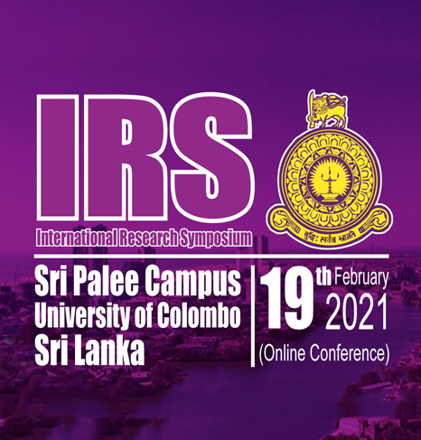 Invitation for the International Research Symposium (IRS)