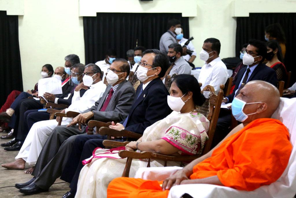 Opening Ceremony of Audio Visual Studio of Sri Palee Campus